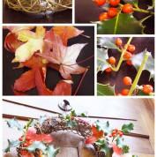 Créer sa couronne décorative
