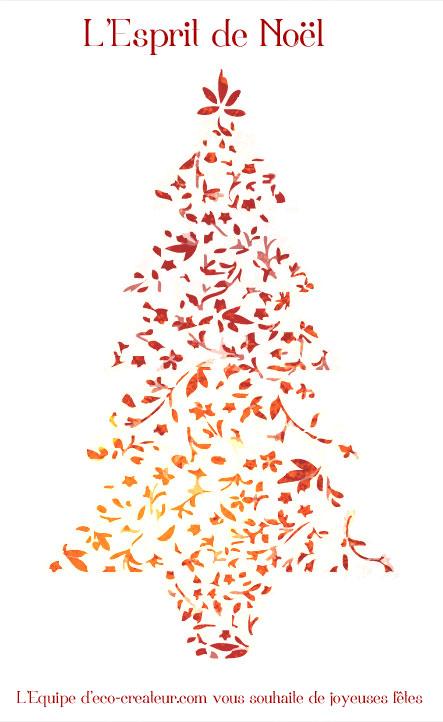 l esprit de noel L'esprit de Noël | Eco createurs, éco création, DIY, créations  l esprit de noel