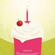 Joyeux bloganniversaire