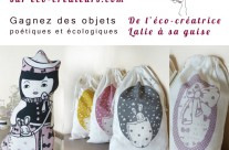 Concours : Lalie à sa guise, objets poétiques et écologiques