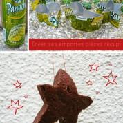 DIY : créer ses emporte-pièces récup' pour Noël