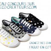 Concours : Faguo, des chaussures bio écologiques et tendances