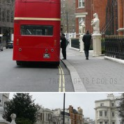 Petit break à Londres… Ou comment faire péter son quota de CO2