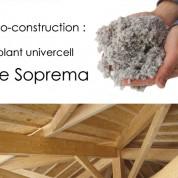 Eco-construction : l'isolant univercell de Soprema