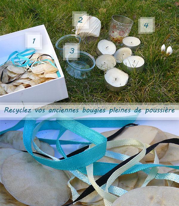diy cr er des bougies recycl es et cologiques eco createurs co cr ation diy cr ations. Black Bedroom Furniture Sets. Home Design Ideas