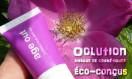 J'ai testé : Oolution, marque de cosmétiques éco-conçus