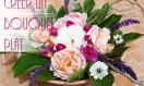 DIY : créer un bouquet plat