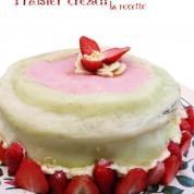 Recette : le fraisier vegan et sans gluten !