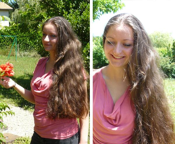 Comment avoir cheveux tres long