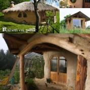Comment construire une maison écologique à 4000 euros ! (mon rêve de vivre en autonomie partie 2)