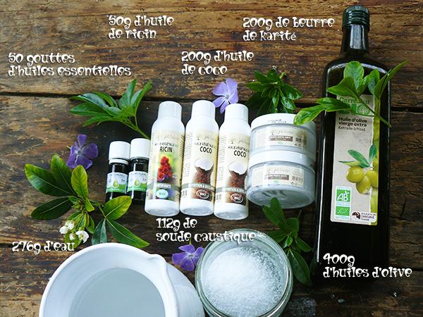 ingrédients-savon