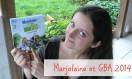 Retour sur le salon Marjolaine et les Golden Blog Awards 2014