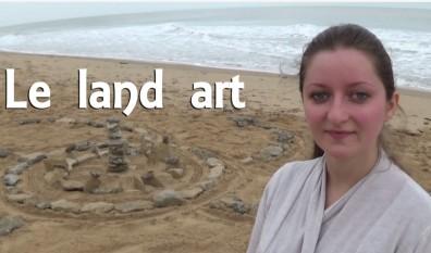 Le land art, l'art contemporain naturel
