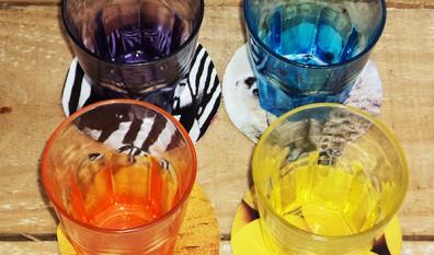 DIY : comment faire des dessous de verre recyclés rapides et faciles?