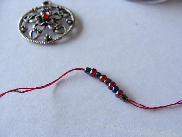 DIY  créer un pendentif en cœur récup' pour la st Valentin 5