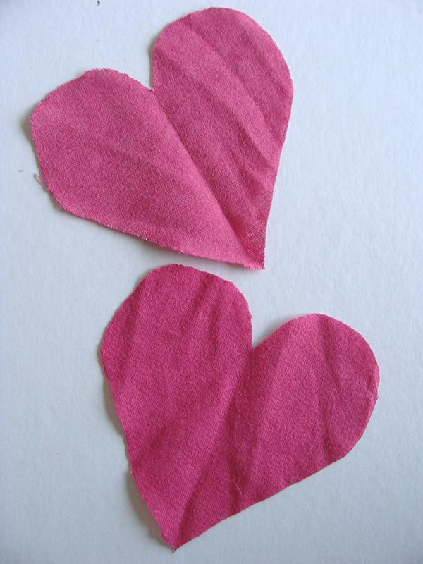 DIY  créer un pendentif en cœur récup' pour la st Valentin3