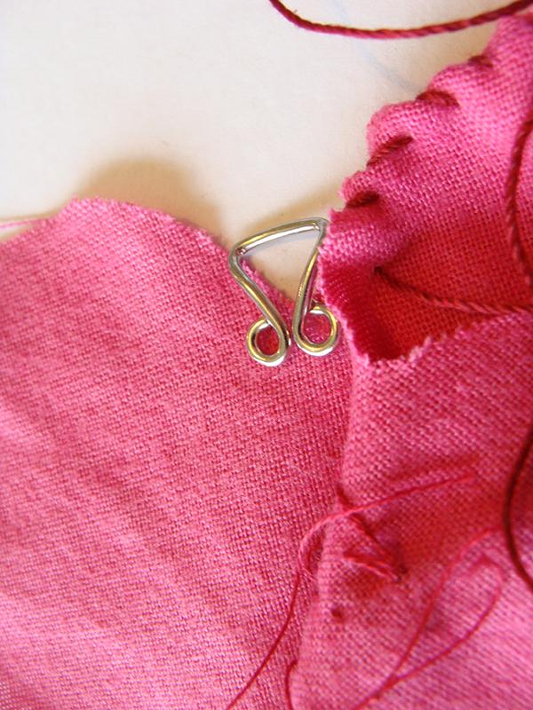 DIY  créer un pendentif en cœur récup' pour la st Valentin7