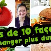 15 façons de se nourrir en respectant l'environnement