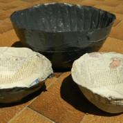 DIY : comment faire un bol en papier mâché ?
