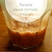 Recette : sauce tomate maison