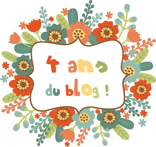 4 ans du blog