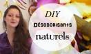 DIY : désodorisants naturels