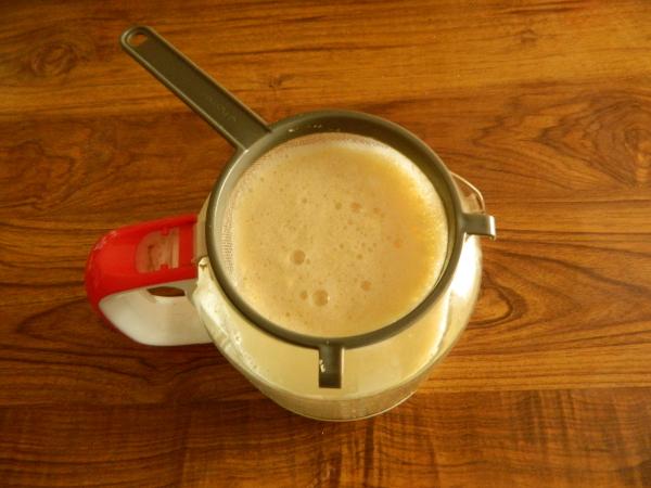Recette lait de soja maison (2)