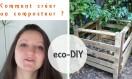 DIY : comment faire un composte avec des palettes ?