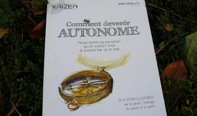 LE manuel sur comment devenir autonome