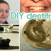 DIY : dentifrice maison & co