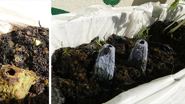 miniature jardinière en palettes 3